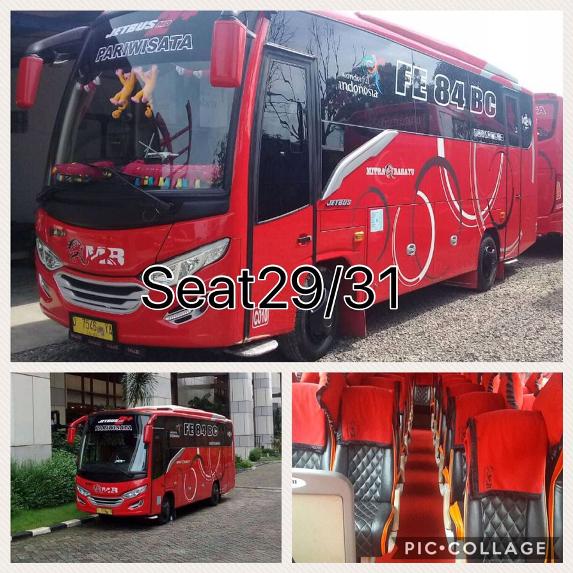 bus 29 seat rental elf bandung